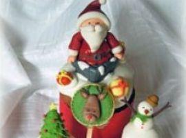 Corso Cake Design - Decoriamo il Natale