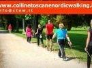 Nordic walking corso completo teorio/pratico pisto