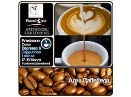 Espresso e Cappuccino - Corsi caffetteria
