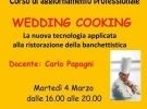 Corso di wedding cooking