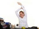Corso di fitness da scrivania