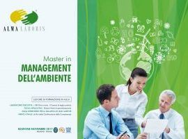 Master in Management dell'Ambiente - Lead Auditor Ambiente Iso 14001