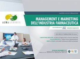 Master Management e Marketing dell'Industria Farmaceutica con il Patrocinio AIMF - Associazione Italiana Marketing Farmaceutico