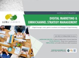 Master in Digital Marketing & Omnichannel Strategy Management