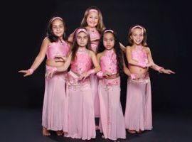 CORSO DI BABY BELLYDANCE/MUSICAL per bambine dai 5 anni - a Pinerolo