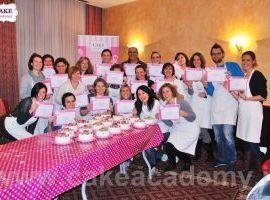 Corso di cake design base a roma con marilu 39 giare cake 39 academy - Corso di design roma ...