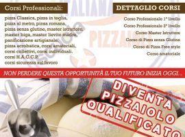 corso professionale 1°livello per pizzaiolo