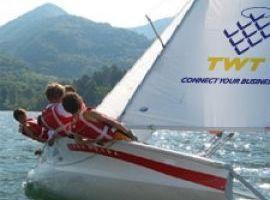 Settimane azzurre per ragazzi sul Lago Maggiore - Derive FIV555