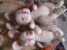 Corso di lavorazione lana cardata