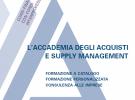 Corso di processi di base e politiche d'acquisto - gsz1111