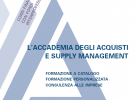 Corso di project procurement management - gsc2110
