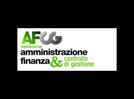 Master in Business Management - Concentration in Amministrazione, Finanza e Controllo di Gestione