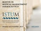 Master in medical management farmaceutico