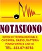 NOTASUONO  - Corsi di Musica