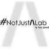 #NotJust/\Lab by Fuzia Jammali