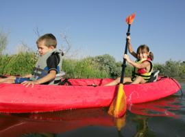 Uscite didattiche in Valsesia - A scuola sul fiume !!