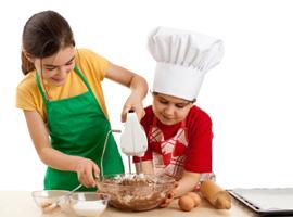pizzinos impastende laboratorio di cucina per bambini a cagliari