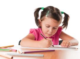 Corso di arte per bambini