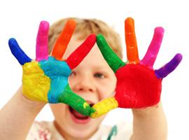 Corsi di pittura e disegno per bambini