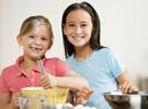 Corso di cucina per bambini a Cagliari e Sassari -
