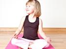 Corso di yoga per bambini - crescere e divertirsi in equili