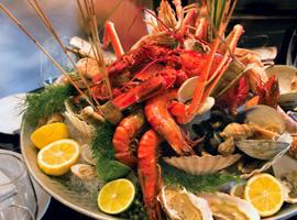 Corso di cucina di pesce, crostacei, molluschi