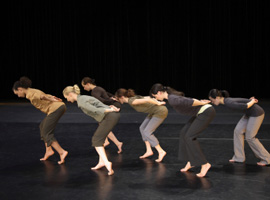 Corso di avviamento professionale danza classica e contemporanea