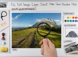 Corso Base di Fotoritocco con Photoshop Online di 10 lezioni