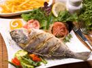 Corso di lezioni di cucina: pesce in tavola - chef sergio m