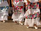 Danze folcloristiche e di carattere